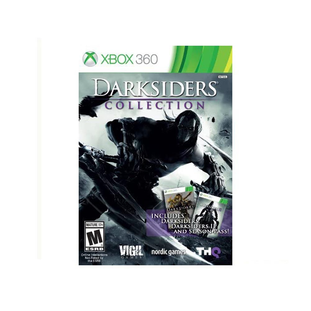 Darksiders Collection - USATO - XBOX360