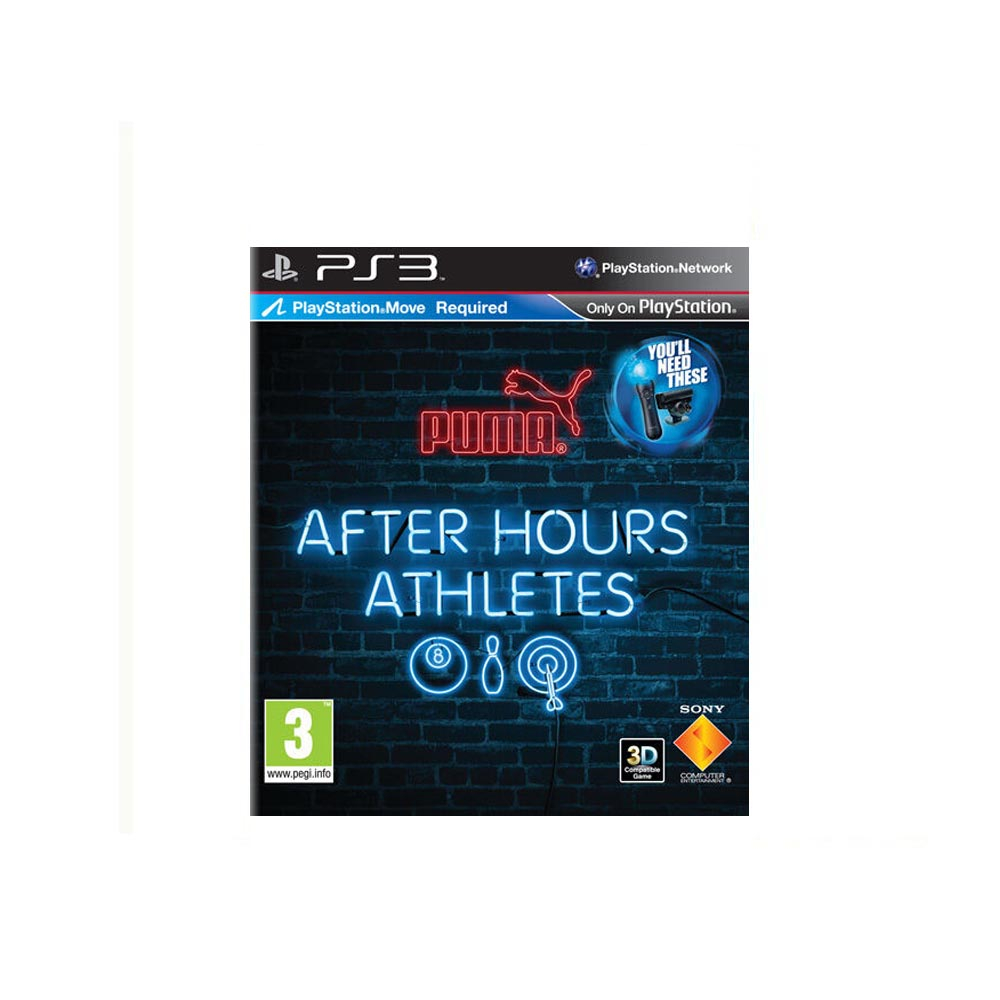 After Hours Athletes - USATO - PS3