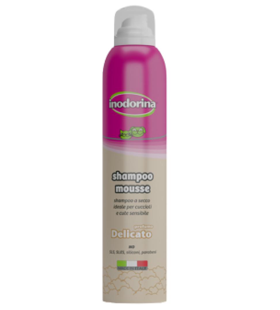 Inodorina - Shampoo Mousse - 300ml