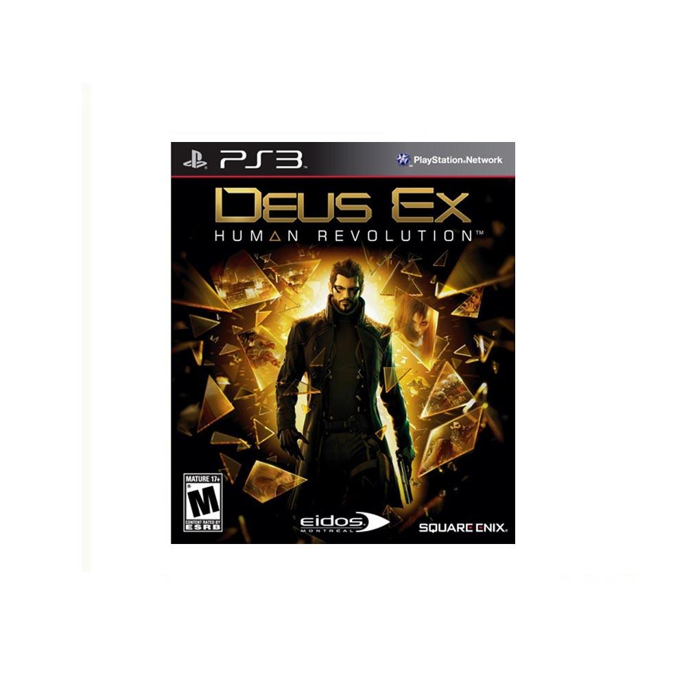 Deus Ex: Human Revolution - USATO - PS3