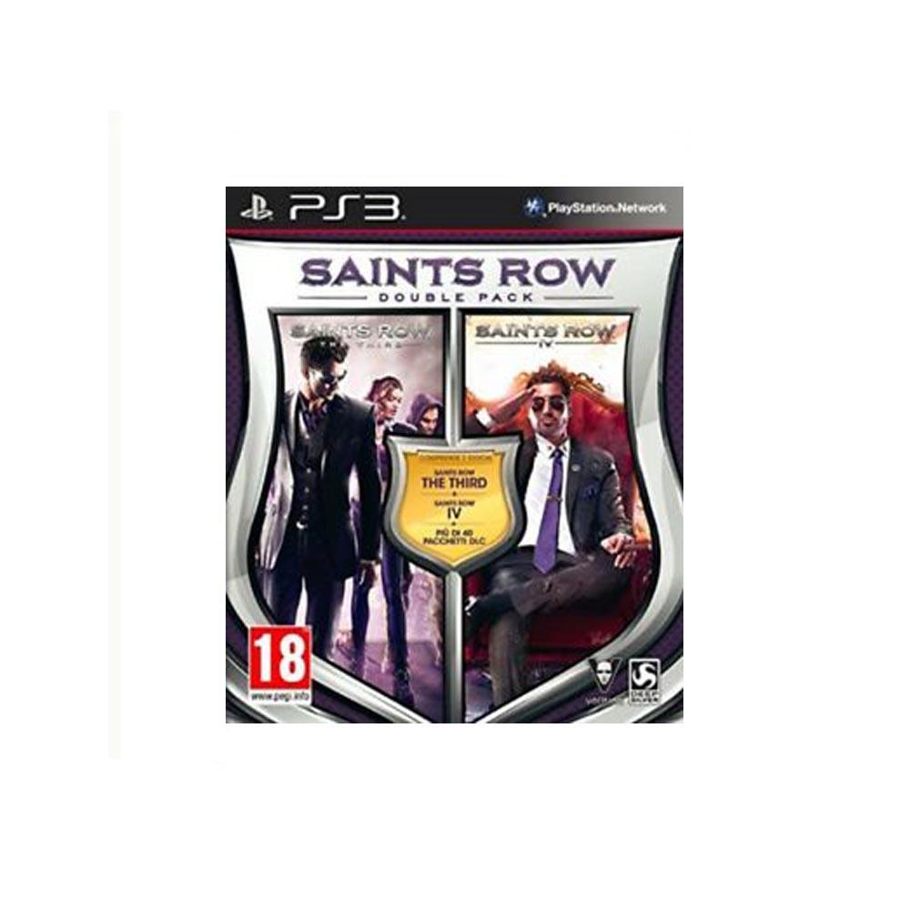 Saints Row: Double Pack USATO - PS3