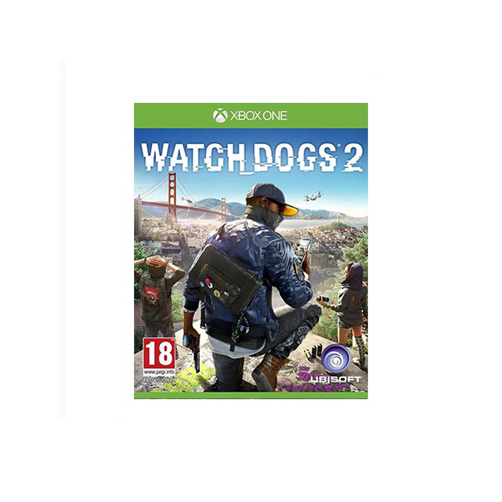 Watch Dogs 2 - USATO - XONE