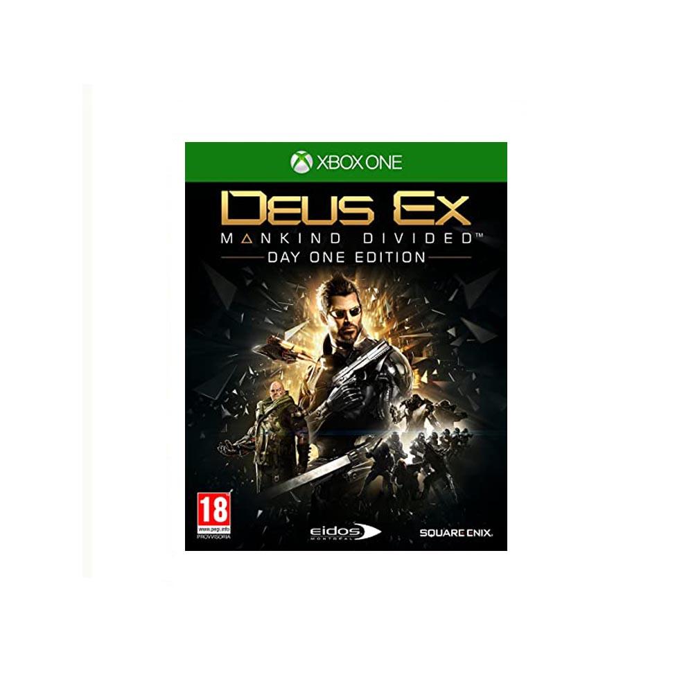 Deus Ex: Mankind Divided - NUOVO - XONE