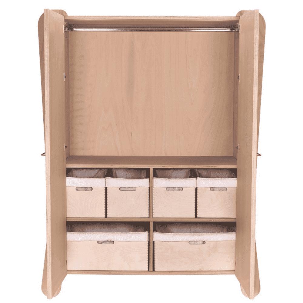 armadio in faggio Albero Bambino