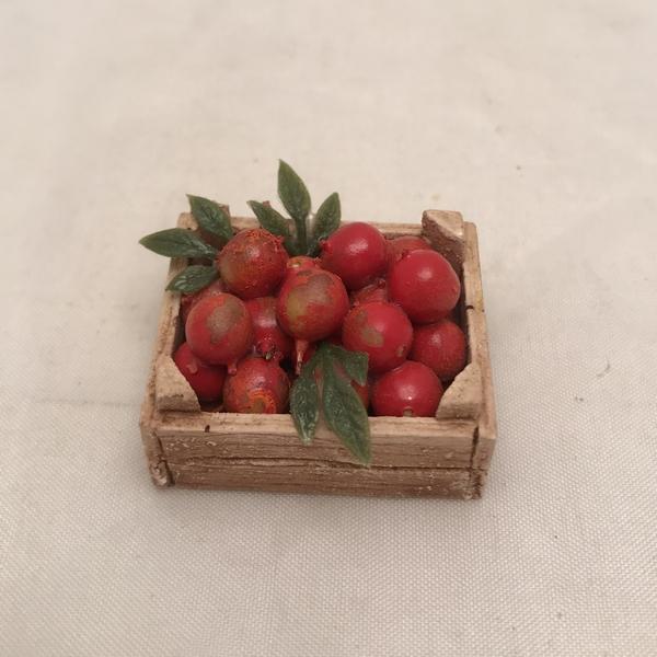 Cassetta di frutti rossi