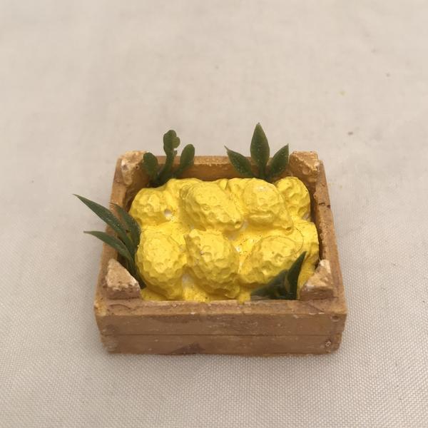 Cassetta di limoni