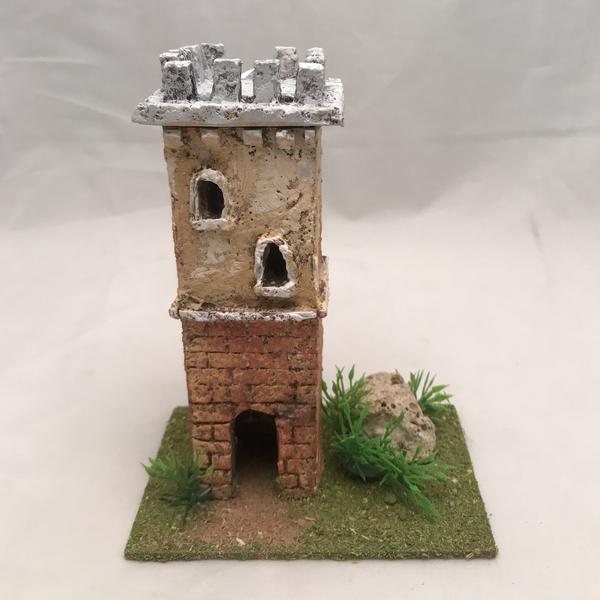 Torre in resina