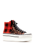 Sneakers Jagger Degrade Check ASH