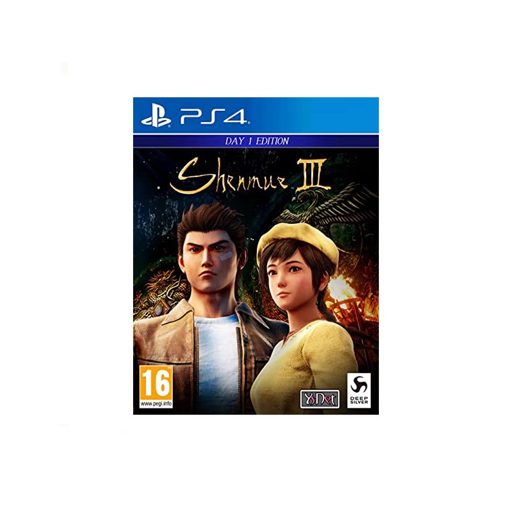 Shenmue III - NUOVO - PS4