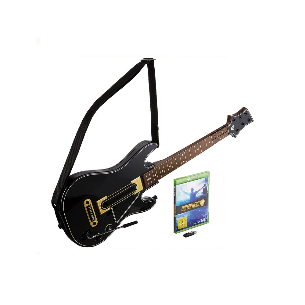 Guitar Hero Live Bundle - USATO - XONE