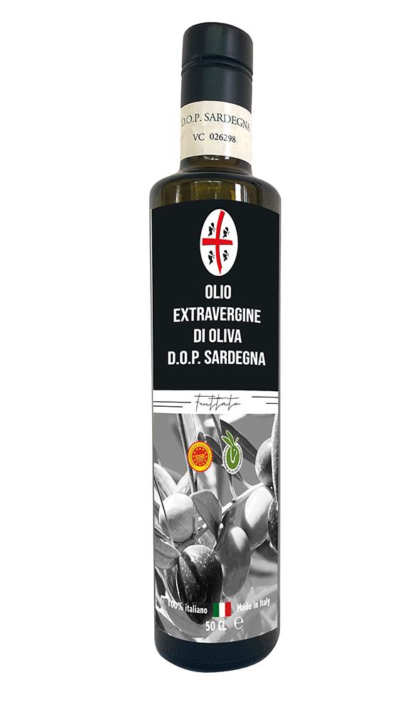 OLIO EXTRAVERGINE DI OLIVA DOP SARDEGNA 50 CL