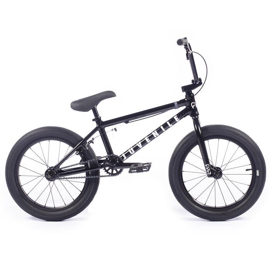 Cult Juvenile 18 pollici 2021 Bici Bmx per Bambini | Colore Black