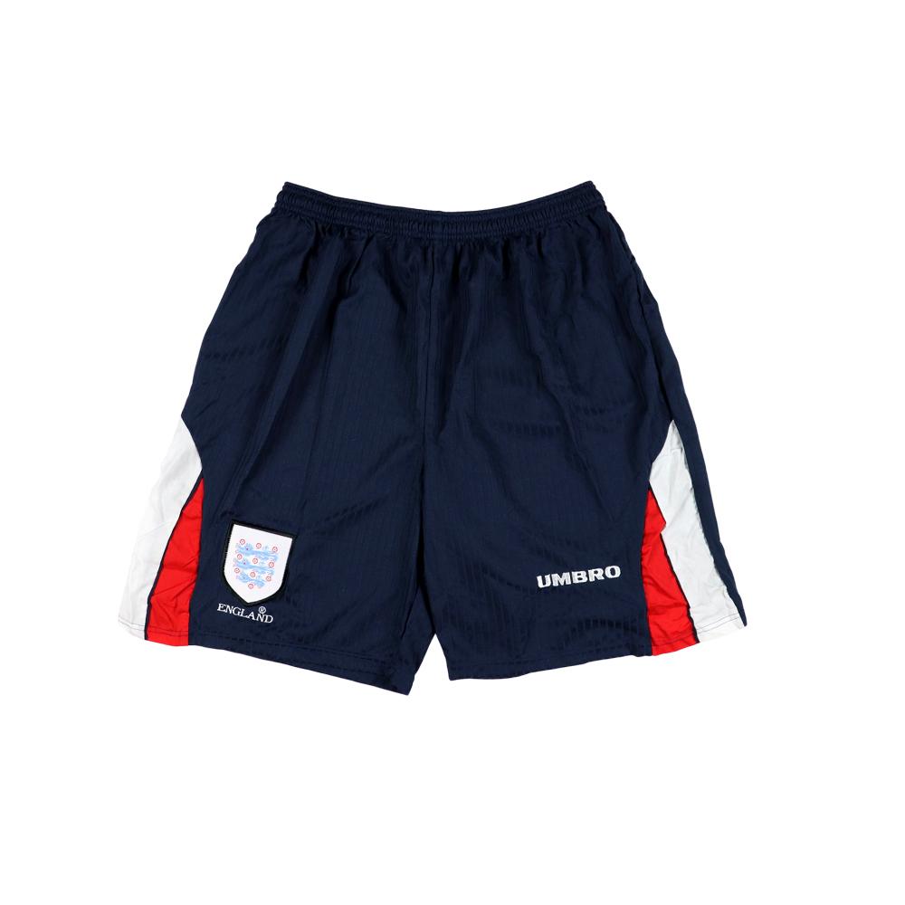 1997-99 Inghilterra Pantaloncini Shorts Home 38