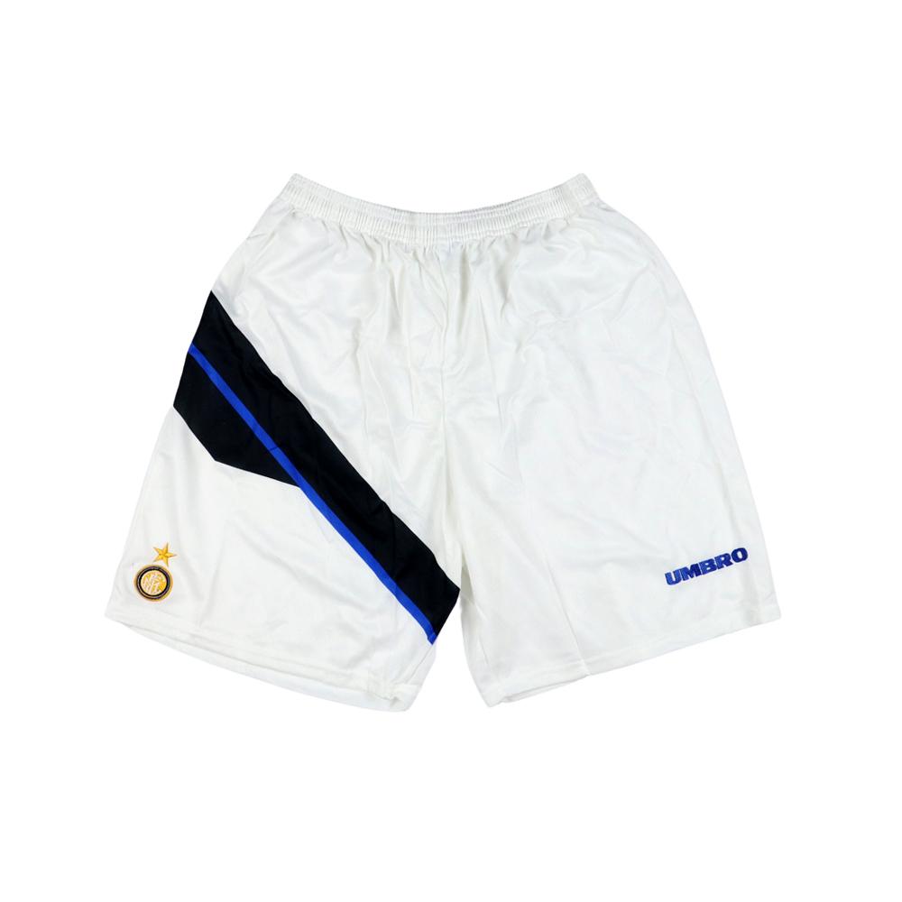 1996-97 Inter Pantaloncini Away 38