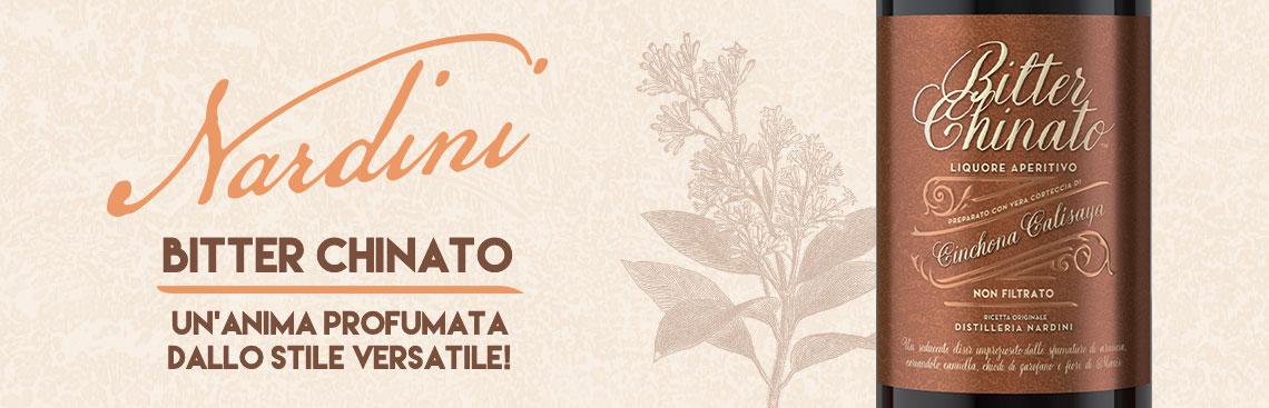 Bitter Chinato cover