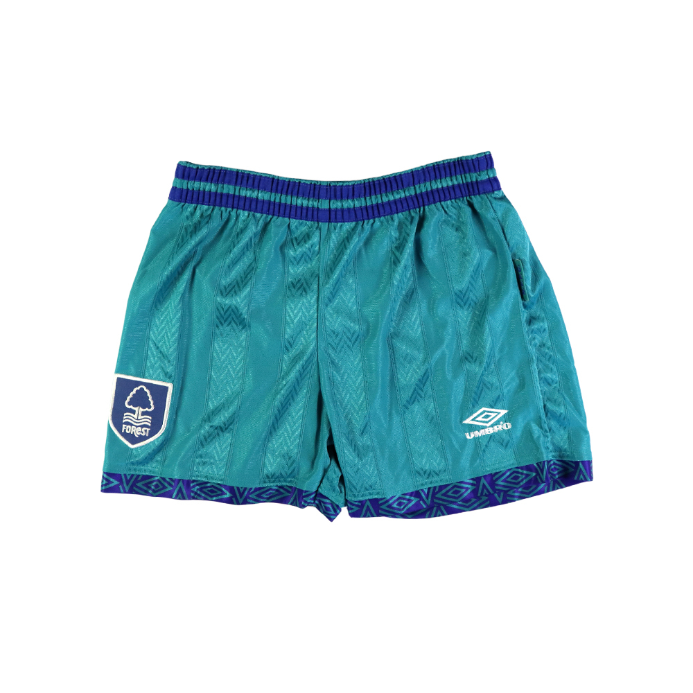 1993-95 Nottingham Forest Pantaloncini Away *Nuovi