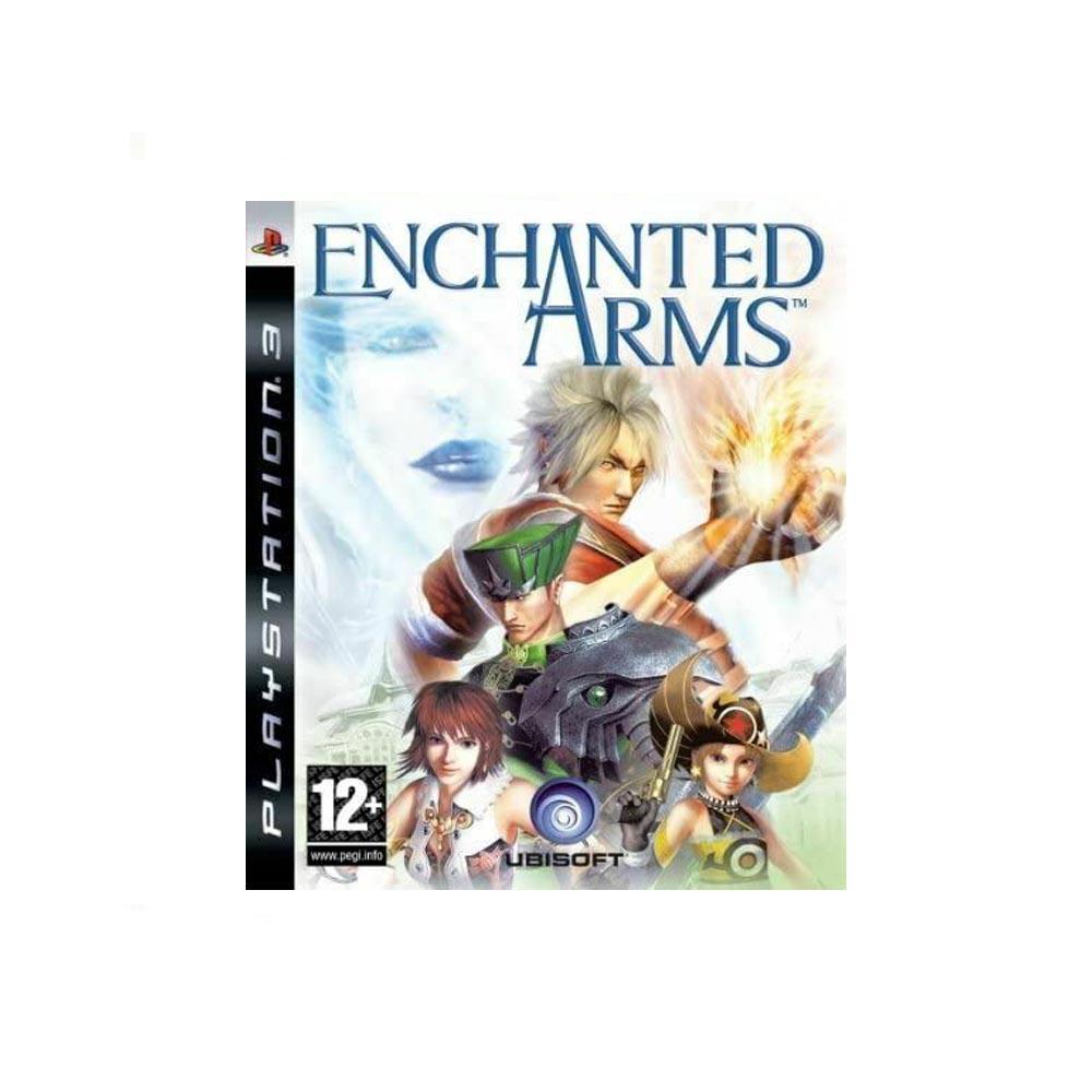 Enchanted Arms - USATO - PS3
