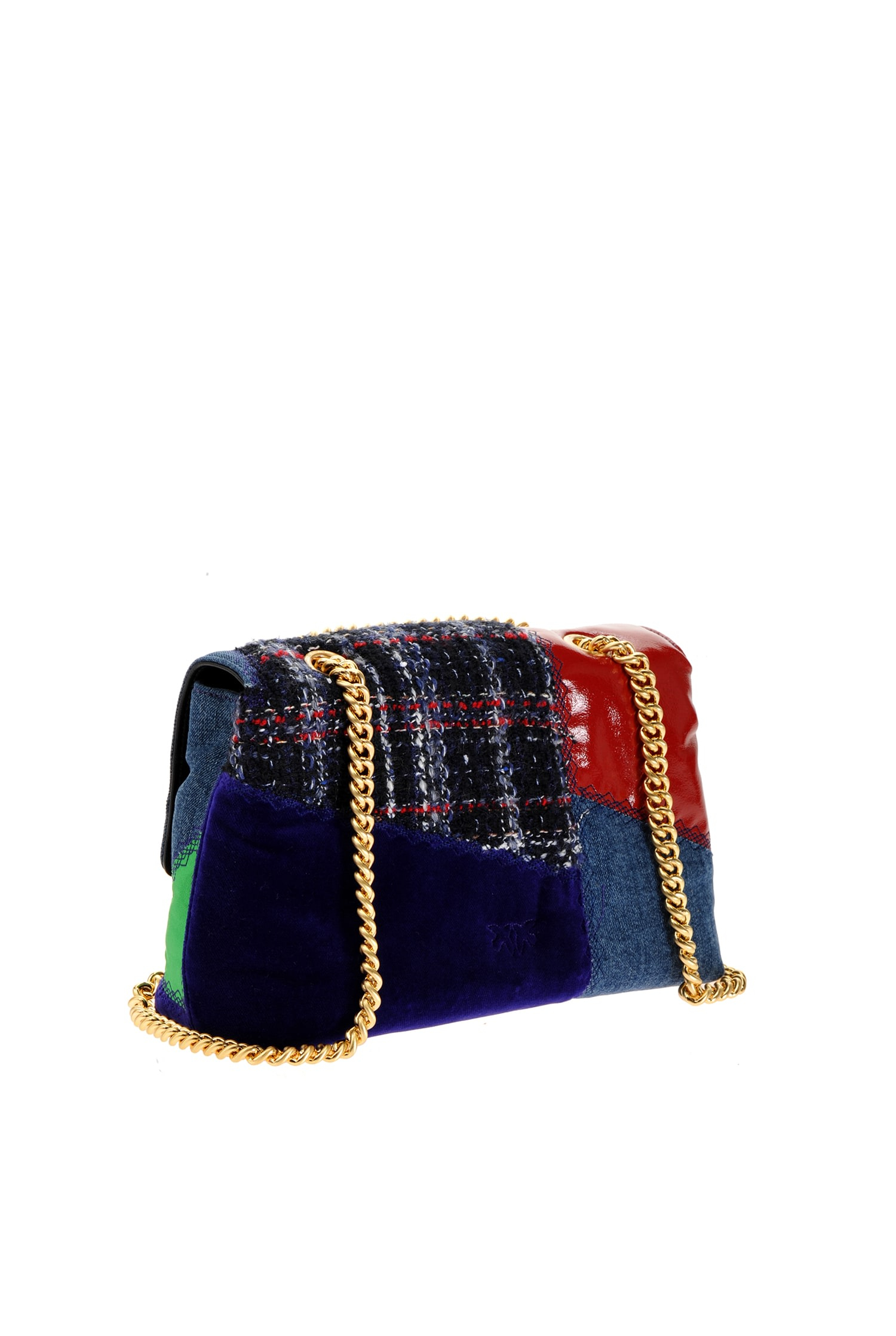 SHOPPING ON LINE PINKO BORSA CLASSIC LOVE BAG PUFF CRAZY PATCH NEW COLLECTION WOMEN'S FALL WINTER 2020/2021