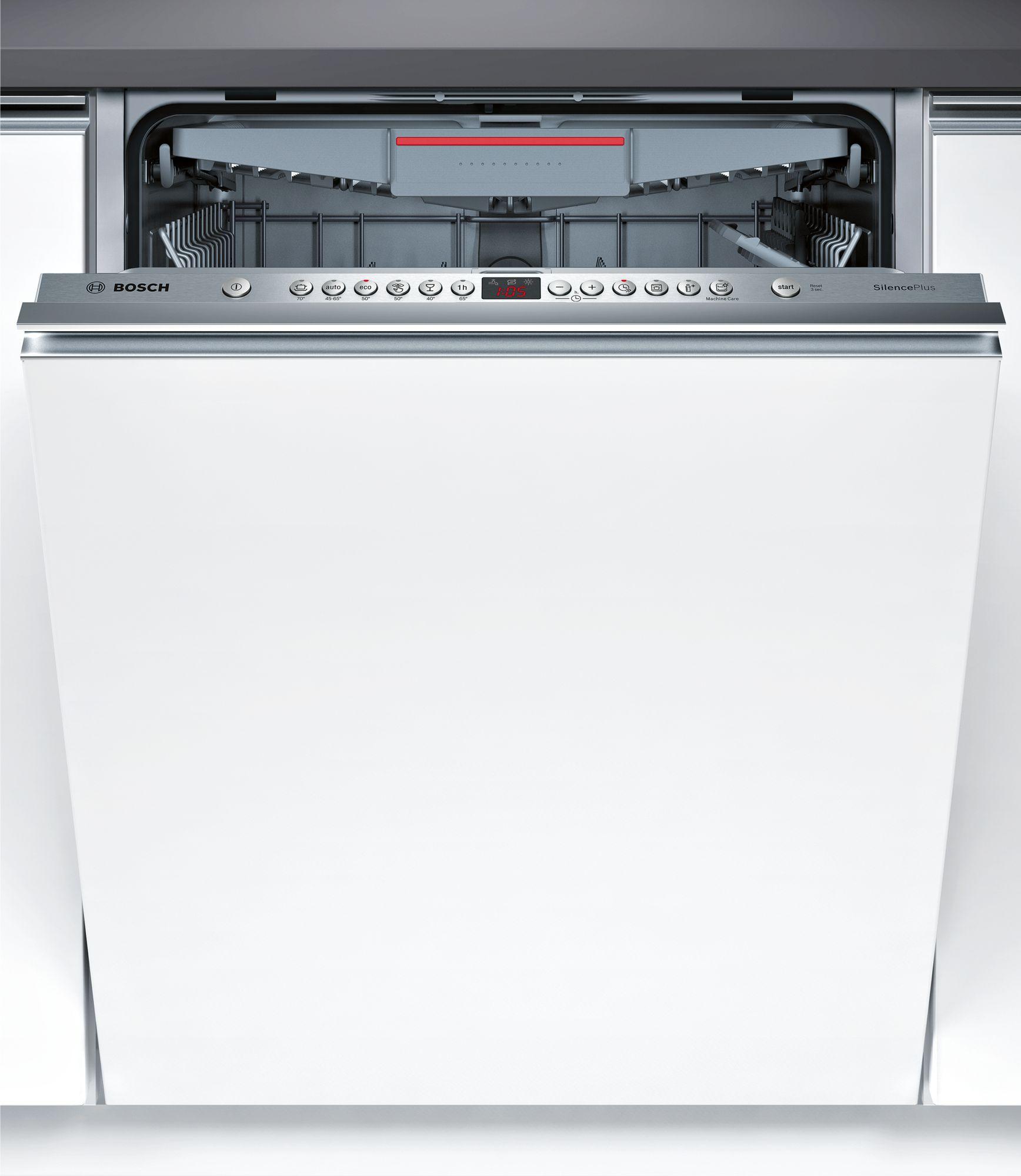 Bosch Serie 4 SMV46LX50E lavastoviglie A scomparsa totale 13 coperti A++