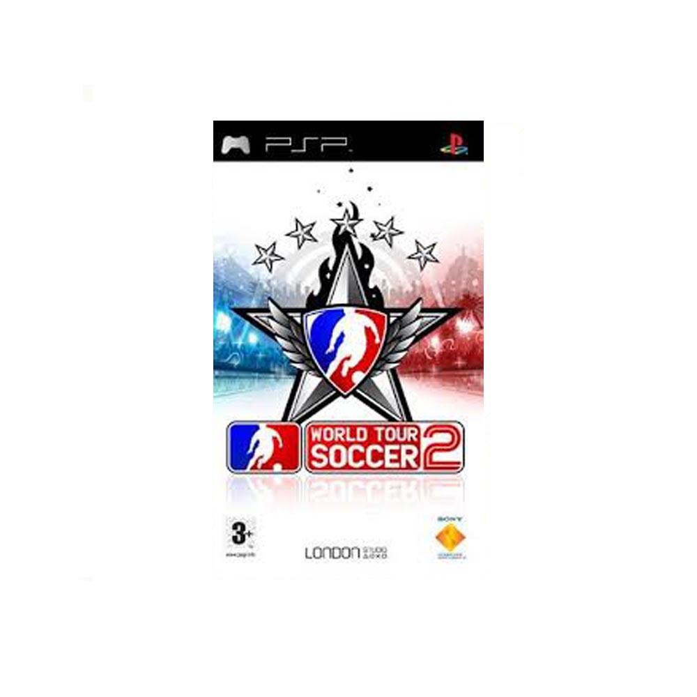 World Tour Soccer 2 - USATO - PSP