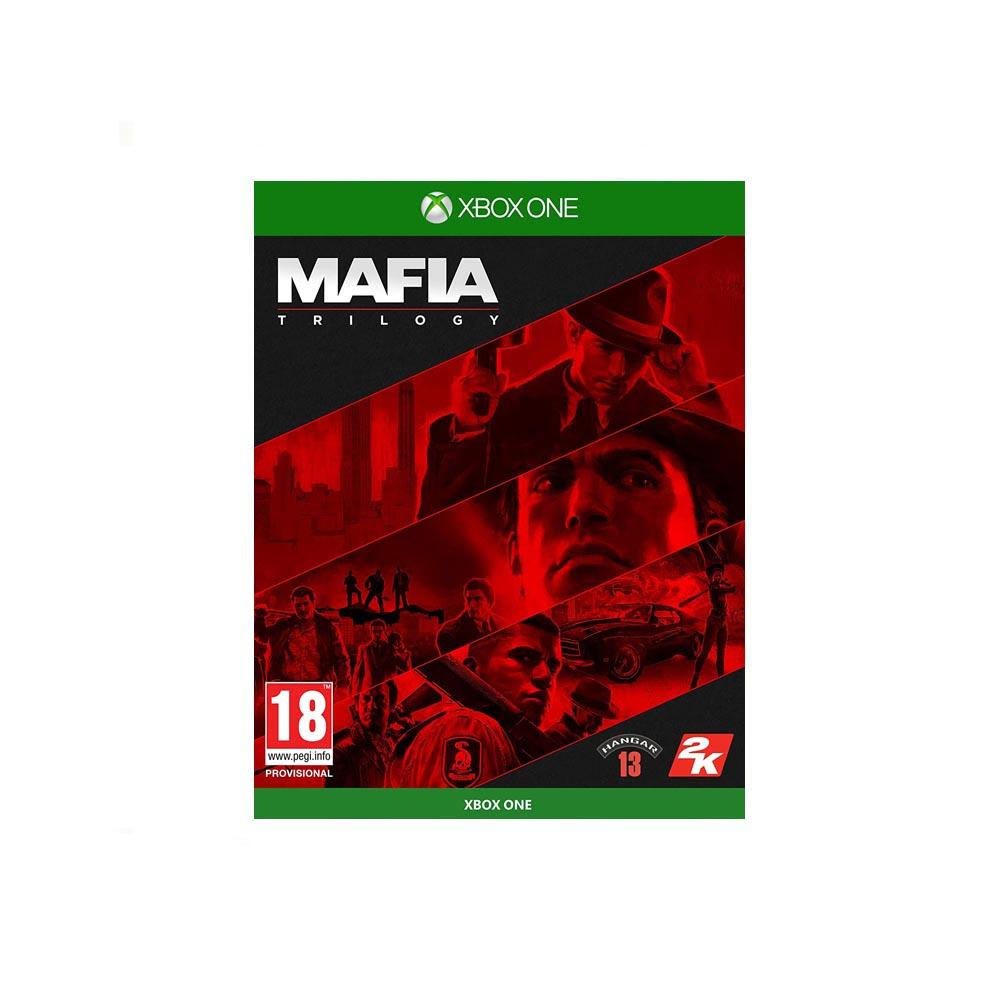 Mafia Trilogy - NUOVO - XONE