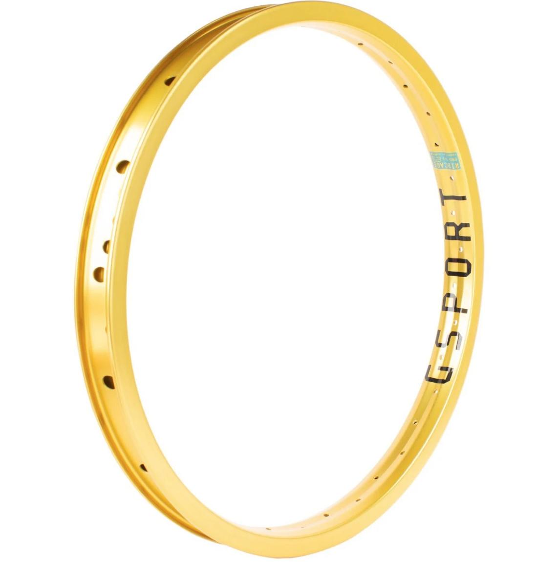 G-sport Ribcage Cerchio Bmx  | Colore Gold