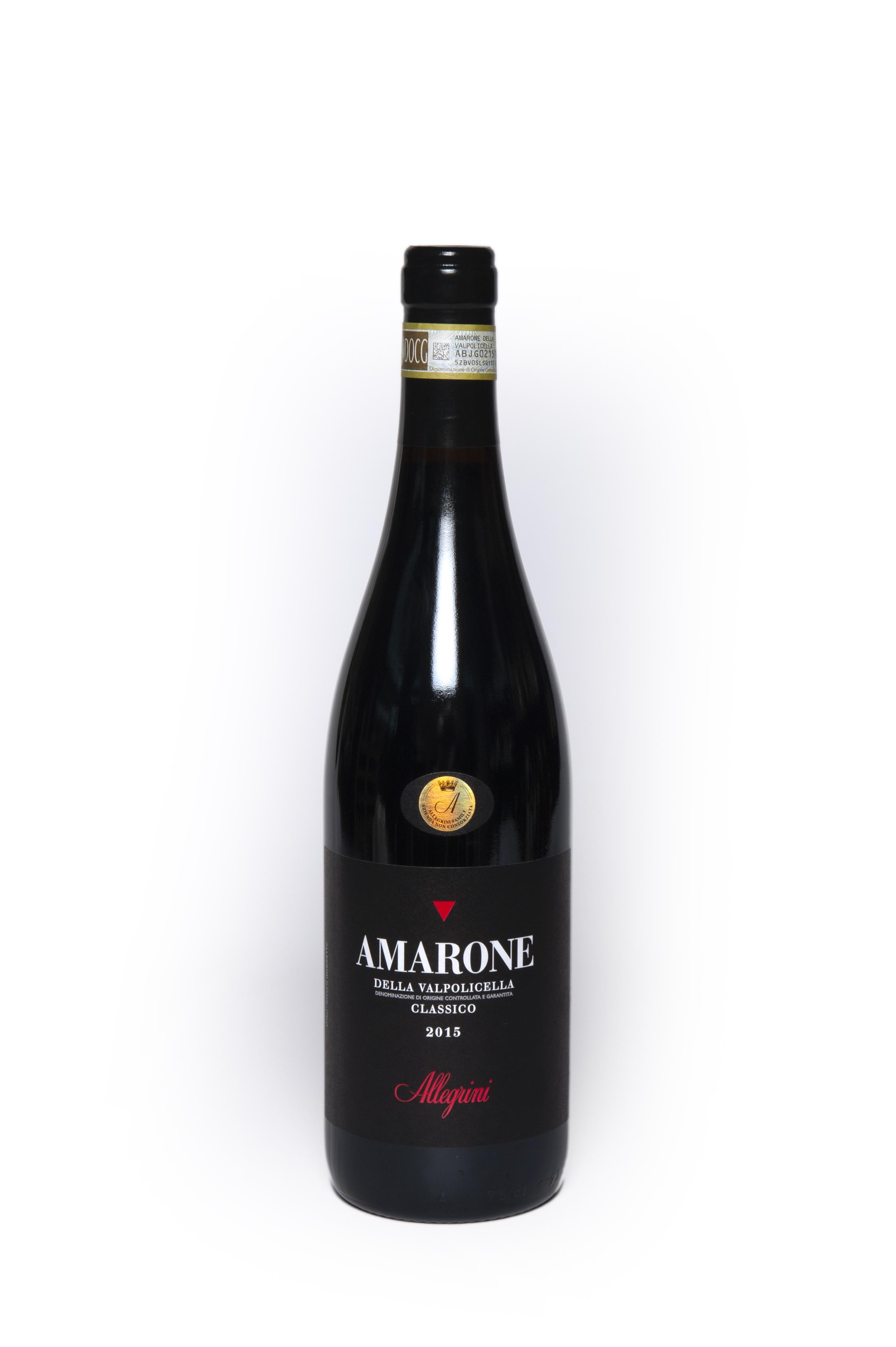 Amarone Della Valpolicella DOCG 2015 Allegrini