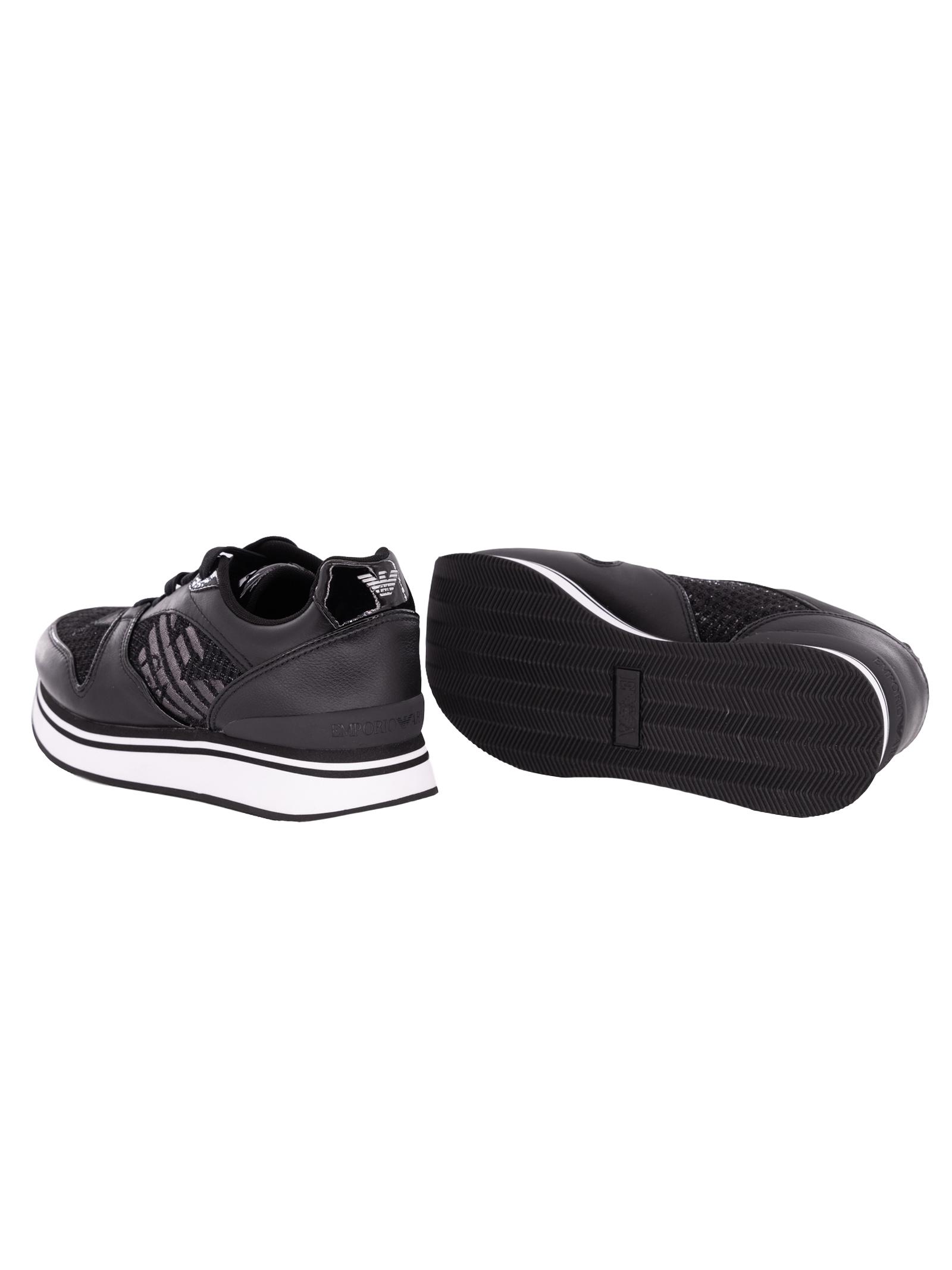 Sneakers Emporio Armani X3X046 XM547 R122 Nero