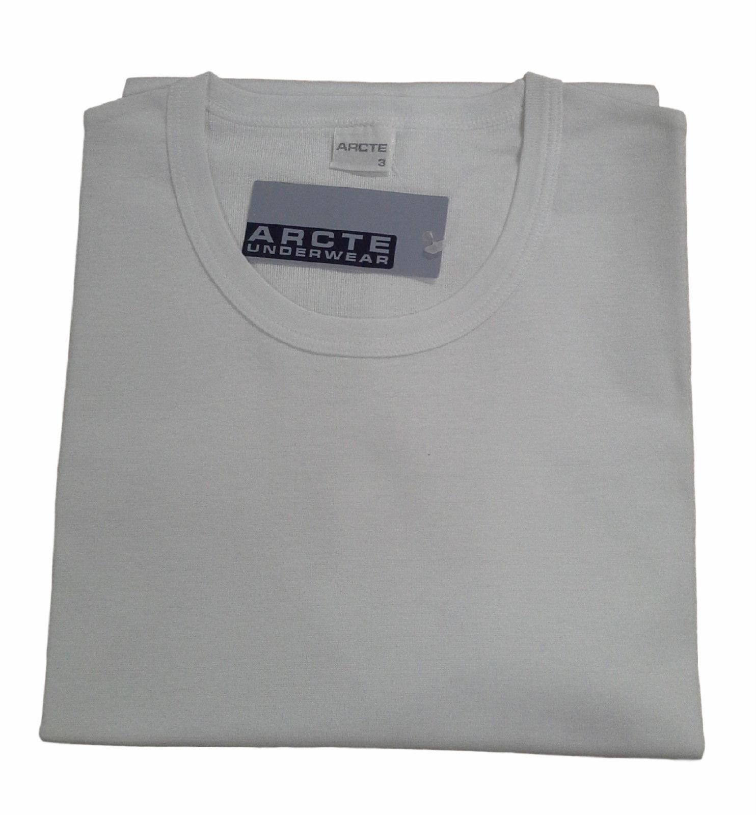 ARCTE, CARILLON. T-shirt - Mezza manica. Uomo, Intimo. Girocollo. Filo di scozia