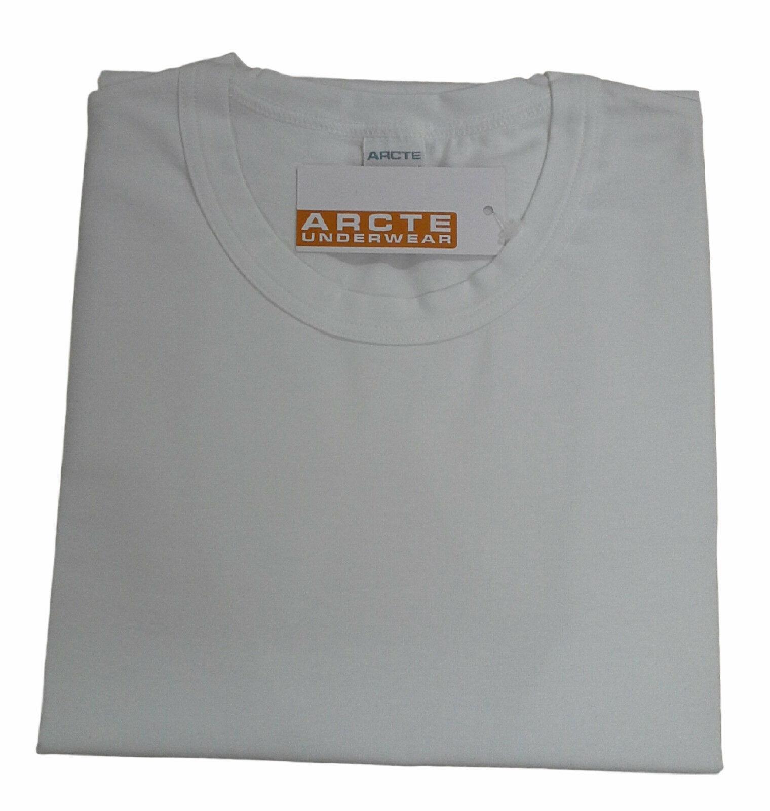 ARCTE - CARION. T-shirt - Mezza manica. Uomo, Intimo. Girocollo. 100% Cotone.