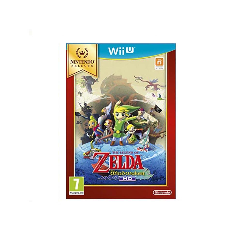 The Legend of Zelda: The Wind Waker HD - USATO - WiiU