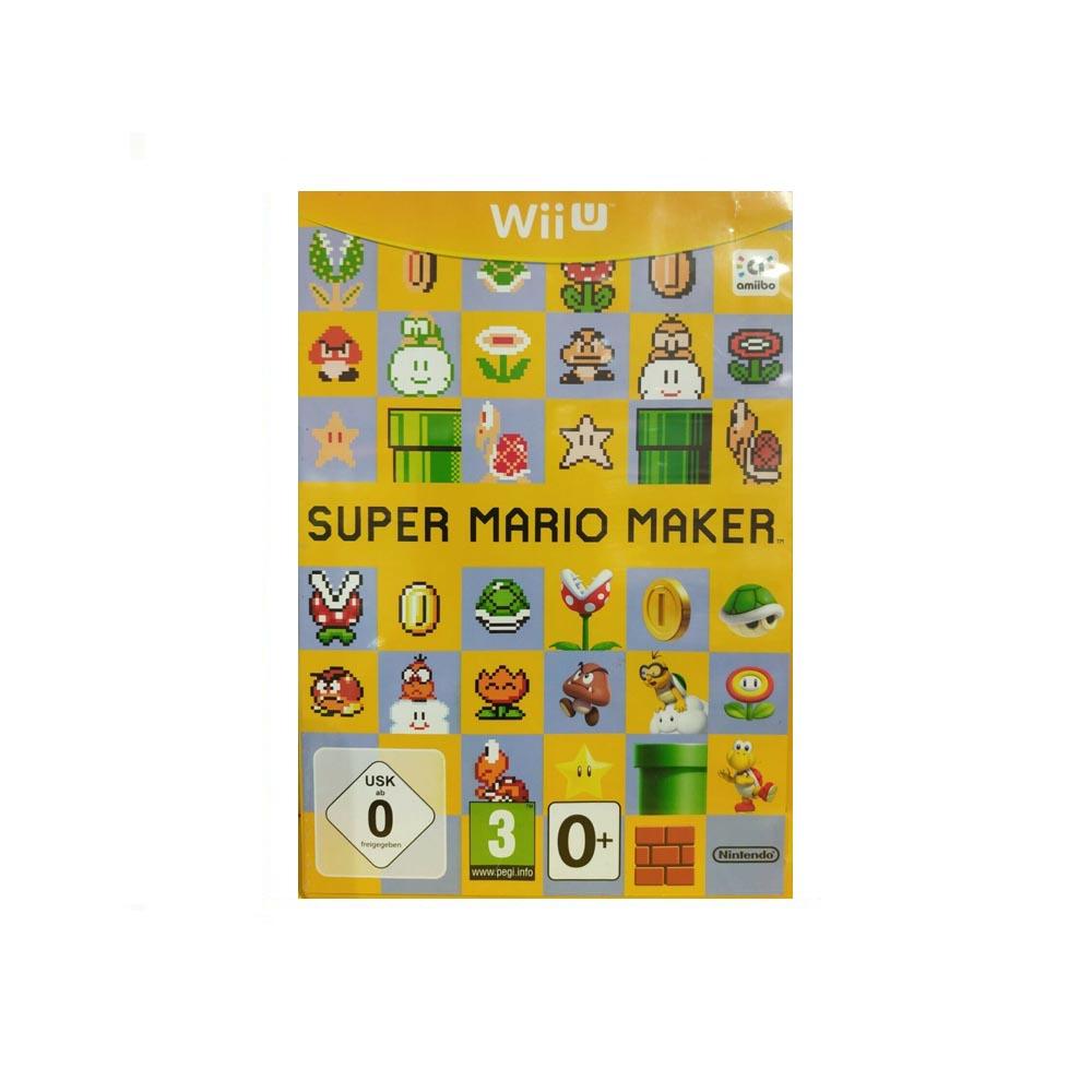 Super Mario Maker - USATO - WiiU