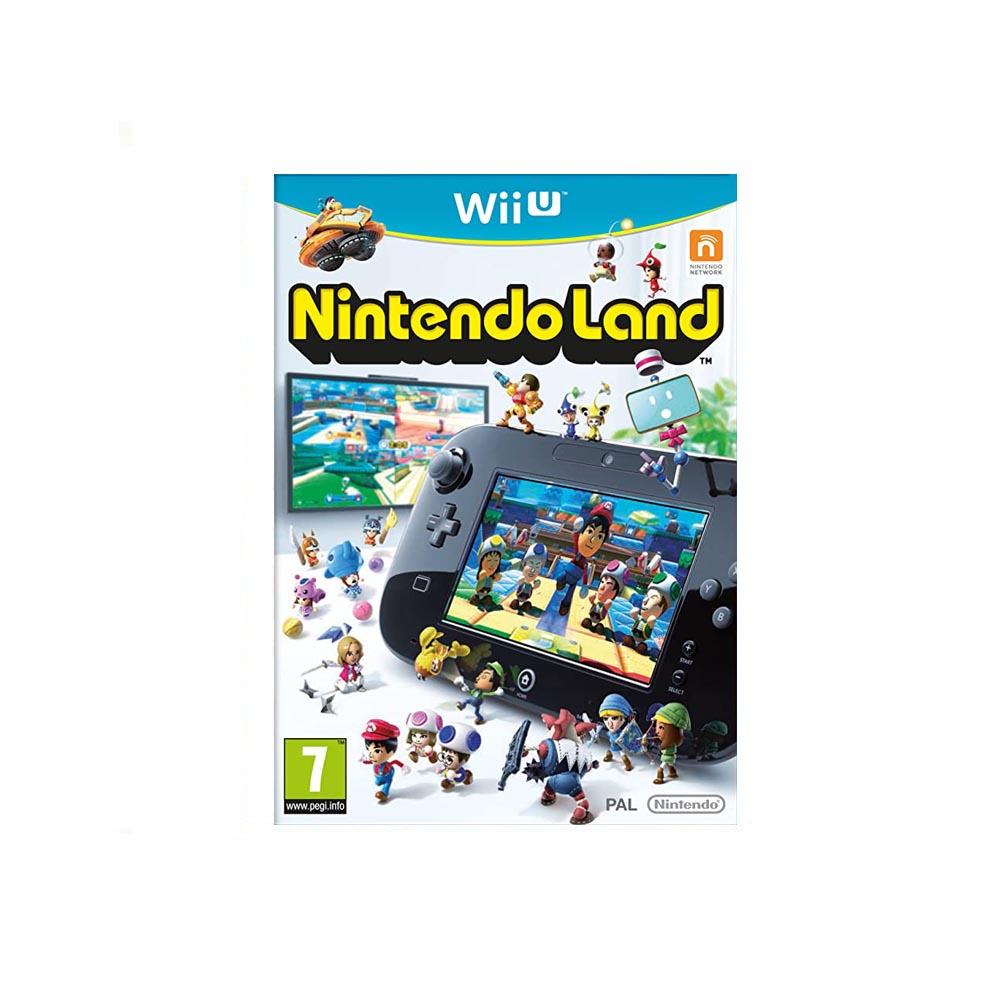 Nintendo Land - USATO - WiiU