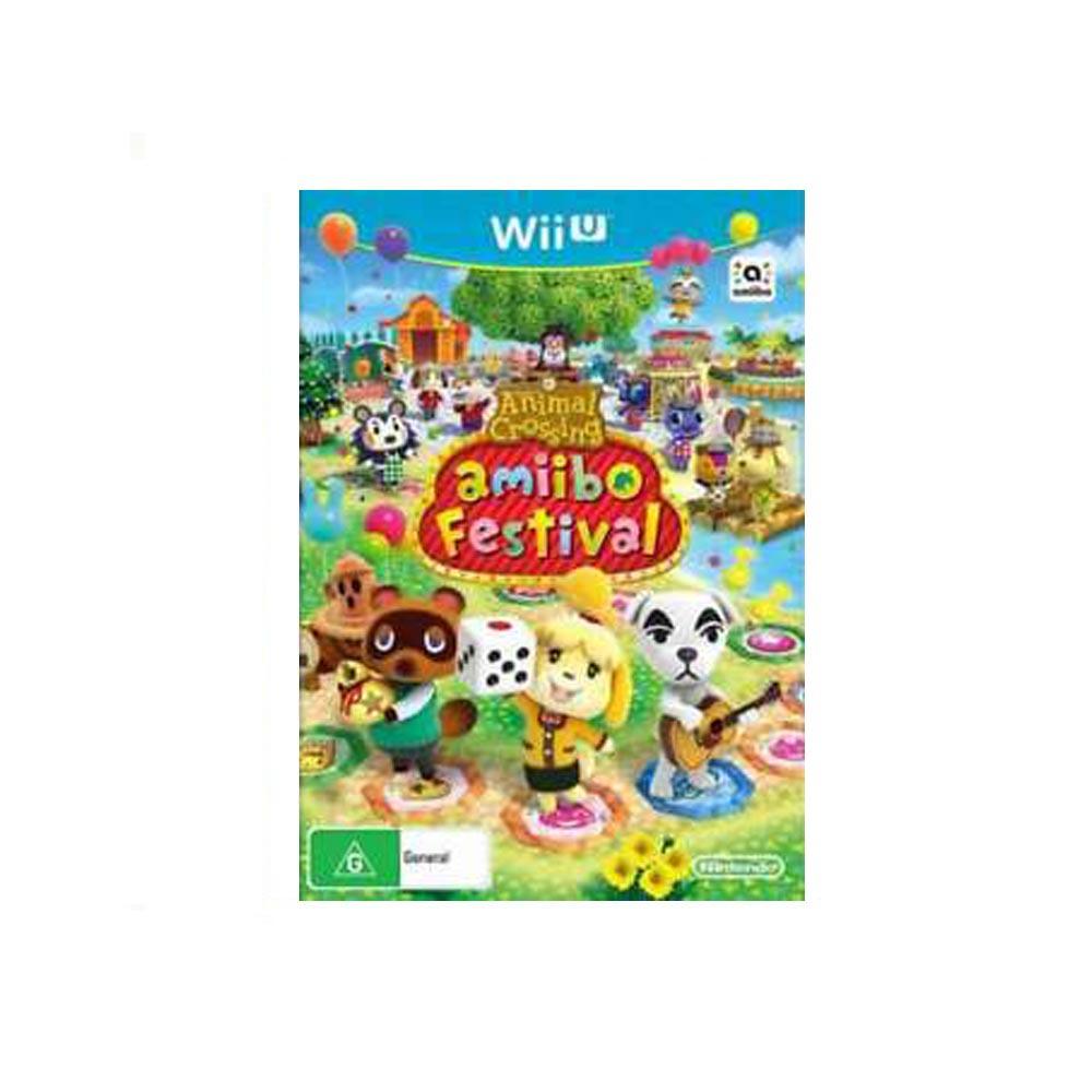 Animal Crossing: Amiibo Festival - USATO - WiiU