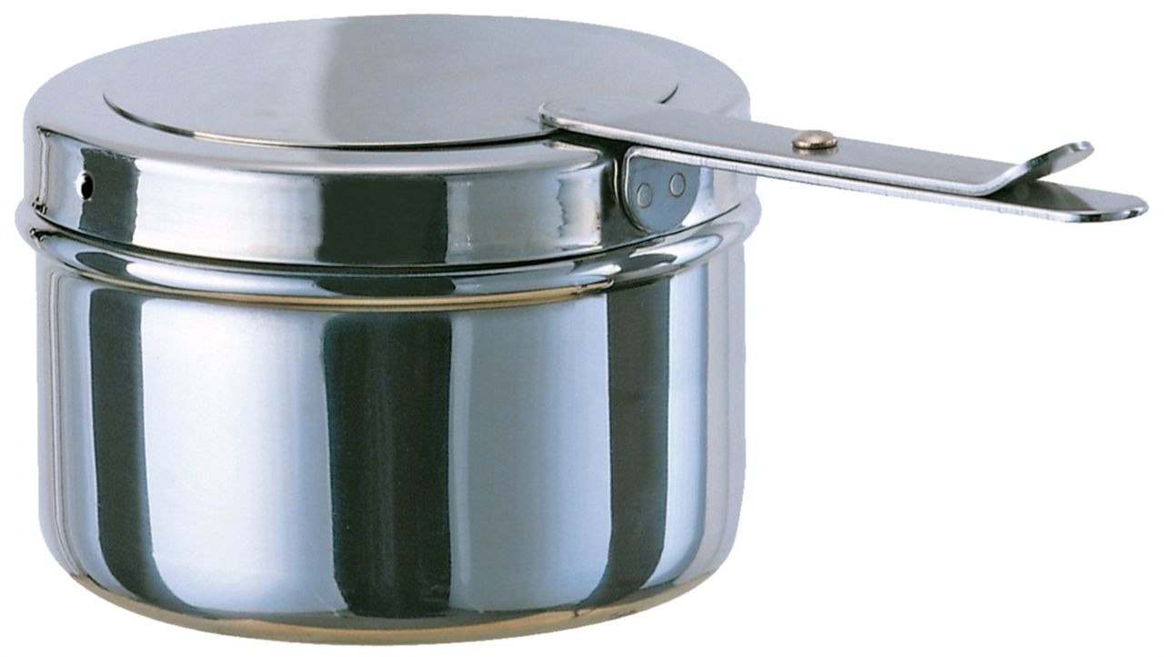 Fornello per scaldavivande in acciaio inox