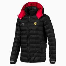Scuderia Ferrari SF Eco PackLife Jacket Puma Black