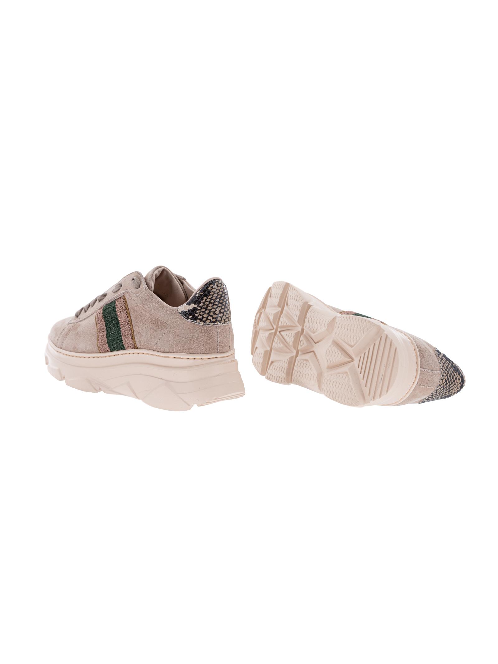 Sneakers STOKTON 650-D-FW20-U Cipro nude+elastico spug