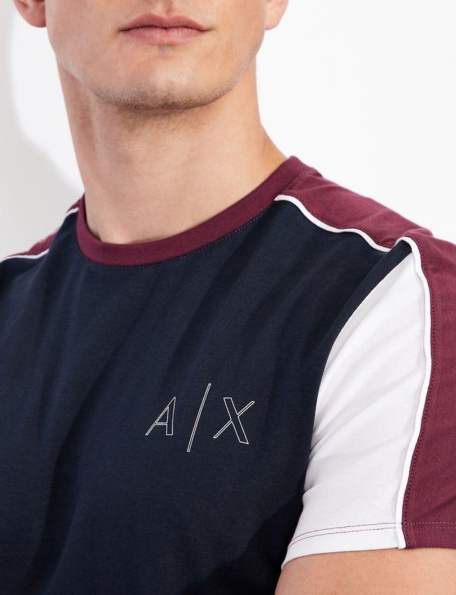 T-shirt uomo ARMANI EXCHANGE girocollo