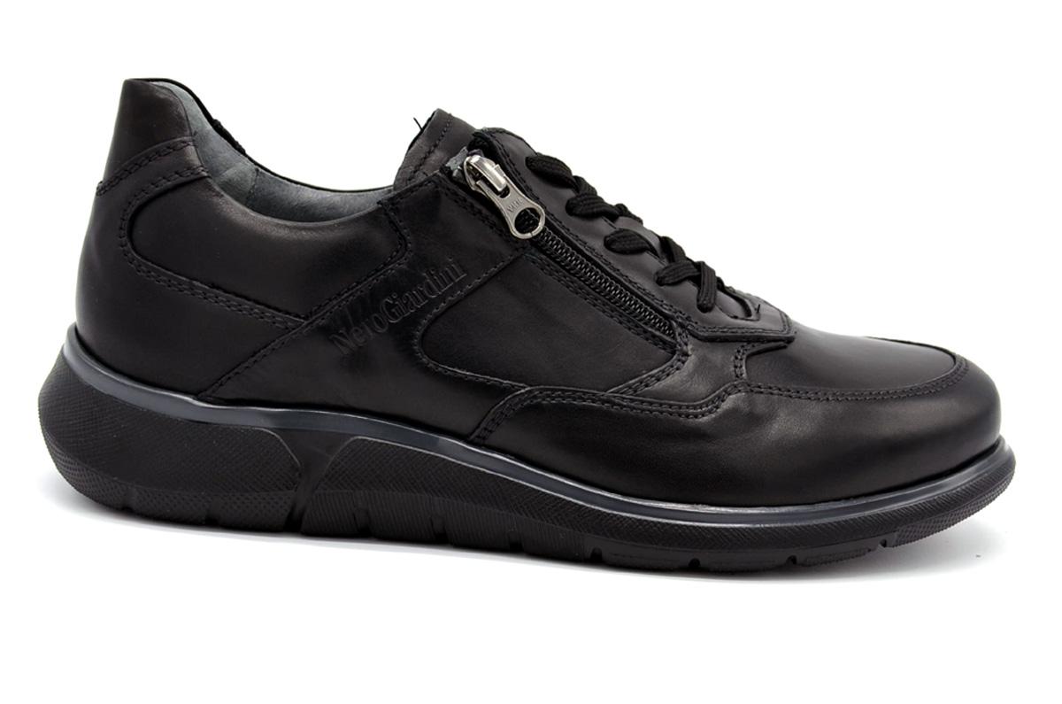 Sneaker in pelle