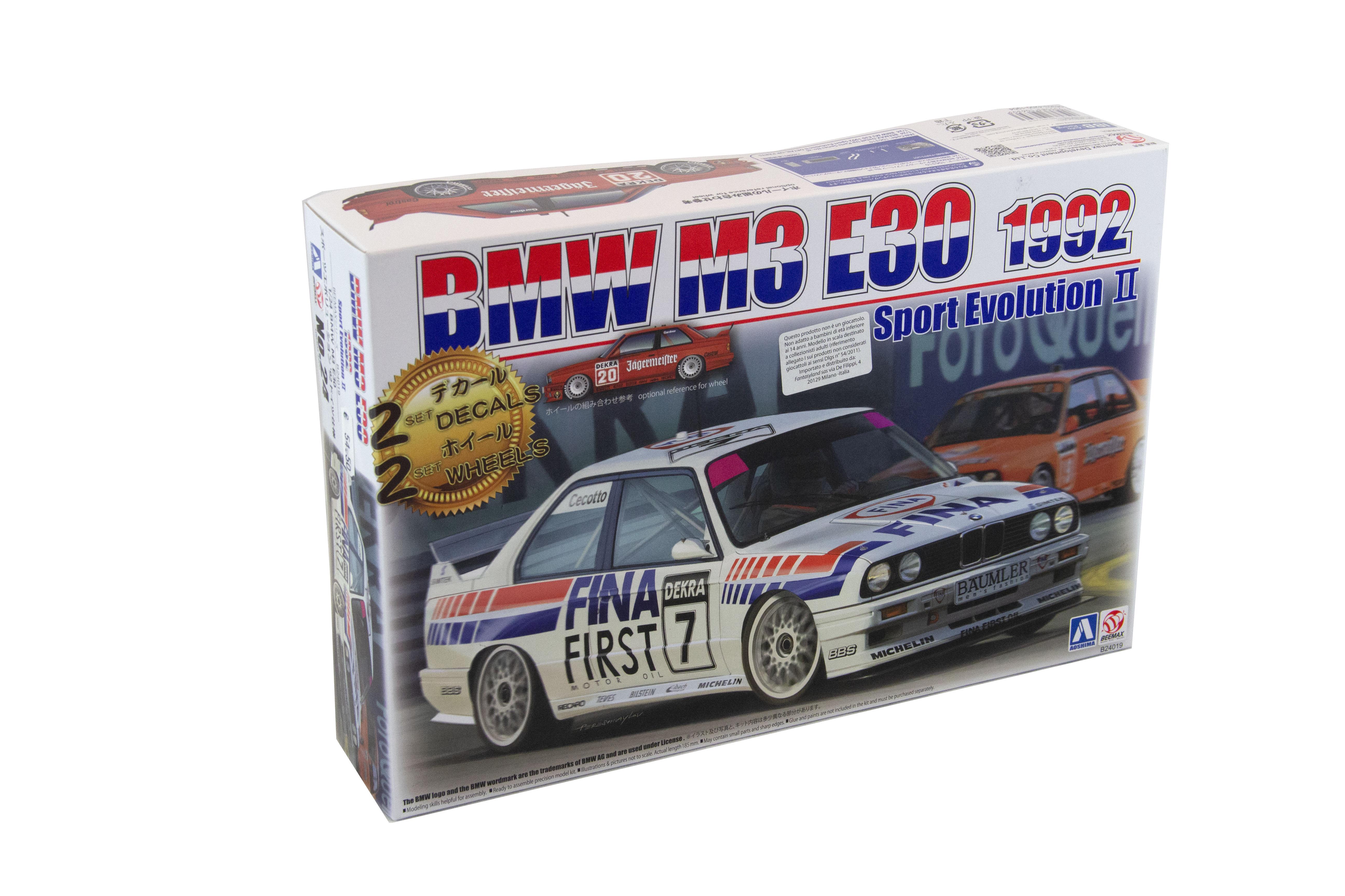 Kit Bmw M3 E30 Sport Evolution II 1992 1/20