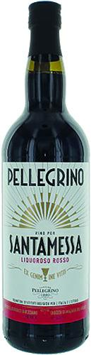 Vino rosso Santa Messa Pellegrino (bottiglia)
