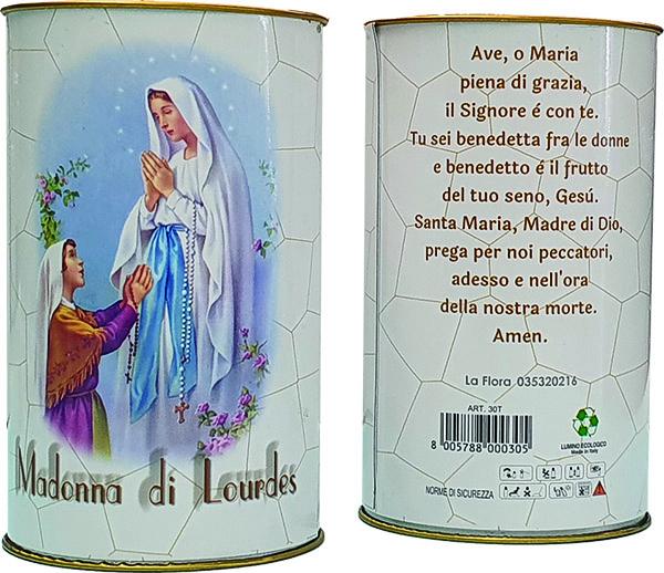 Lumino Ecologico - Madonna di Lourdes