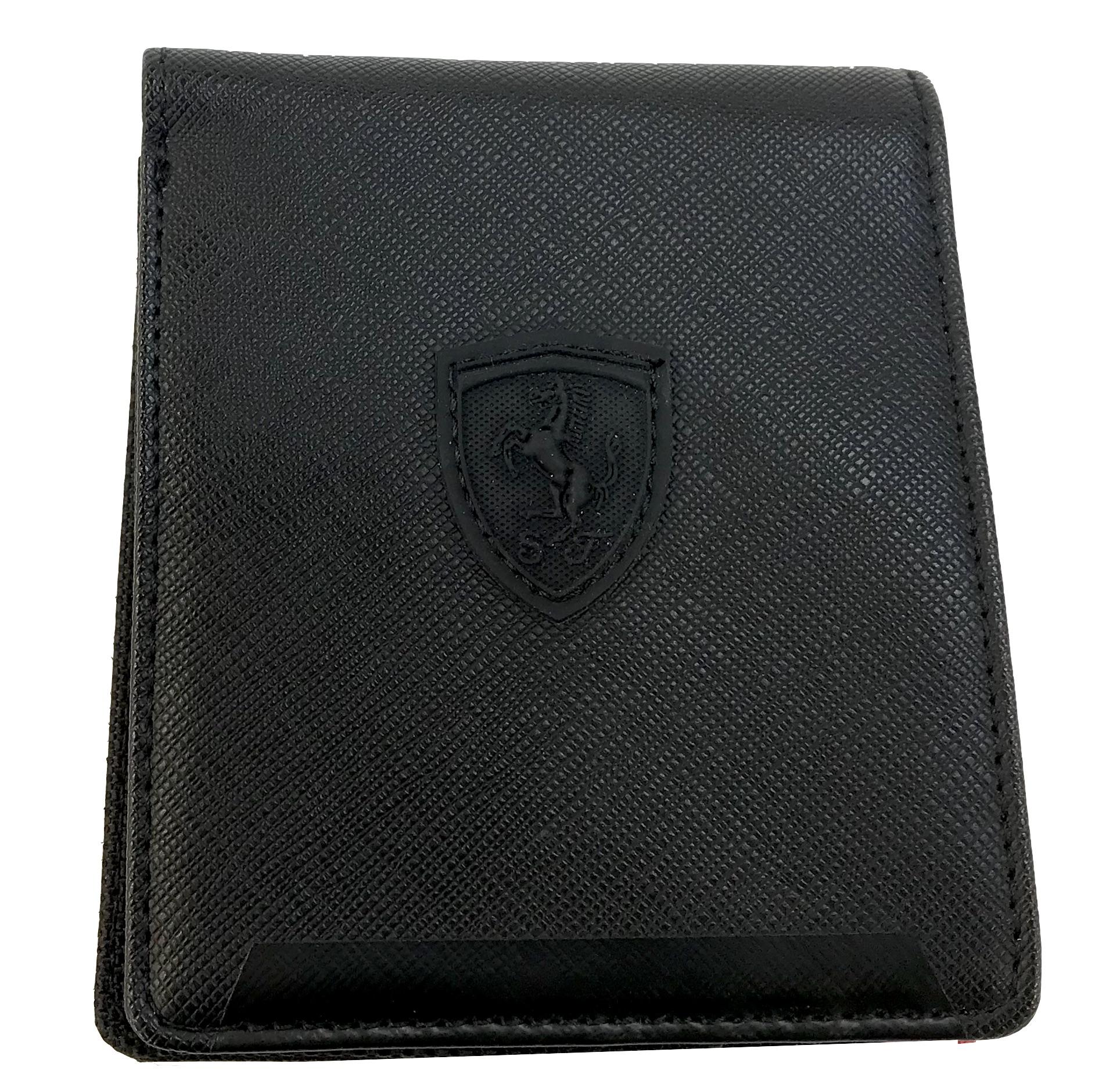 Scuderia Ferrari Ls Wallet M Puma Black