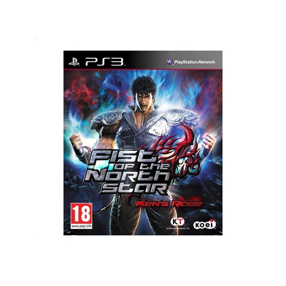 Fist of the North Star: Ken's Rage - USATO - PS3