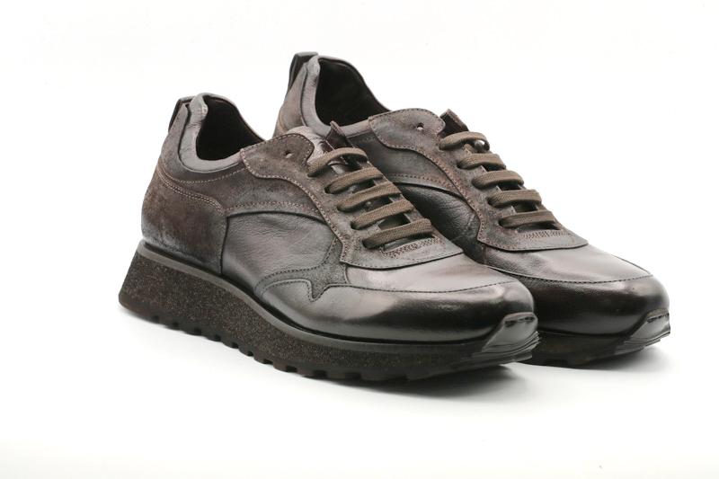 Corvari Calzatura Uomo - Sneakers Miele Flog 1222R167811TD