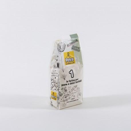 Farina Petra 1 (per pane e dolci lievitati)
