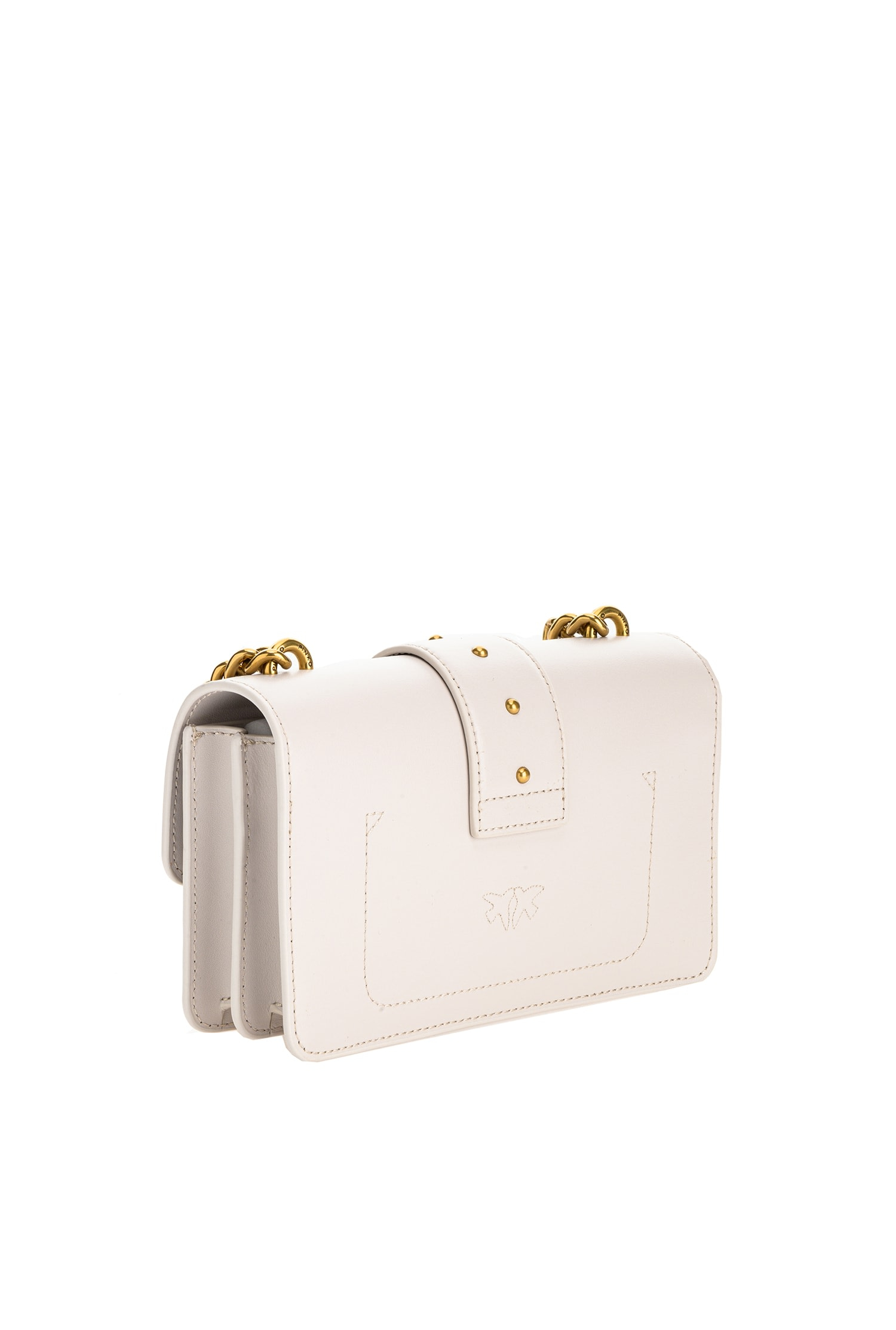 SHOPPING ON LINE PINKO MINI LOVE BAG SIMPLY IN PELLE NEW COLLECTION WOMEN'S FALL WINTER 2020/2021
