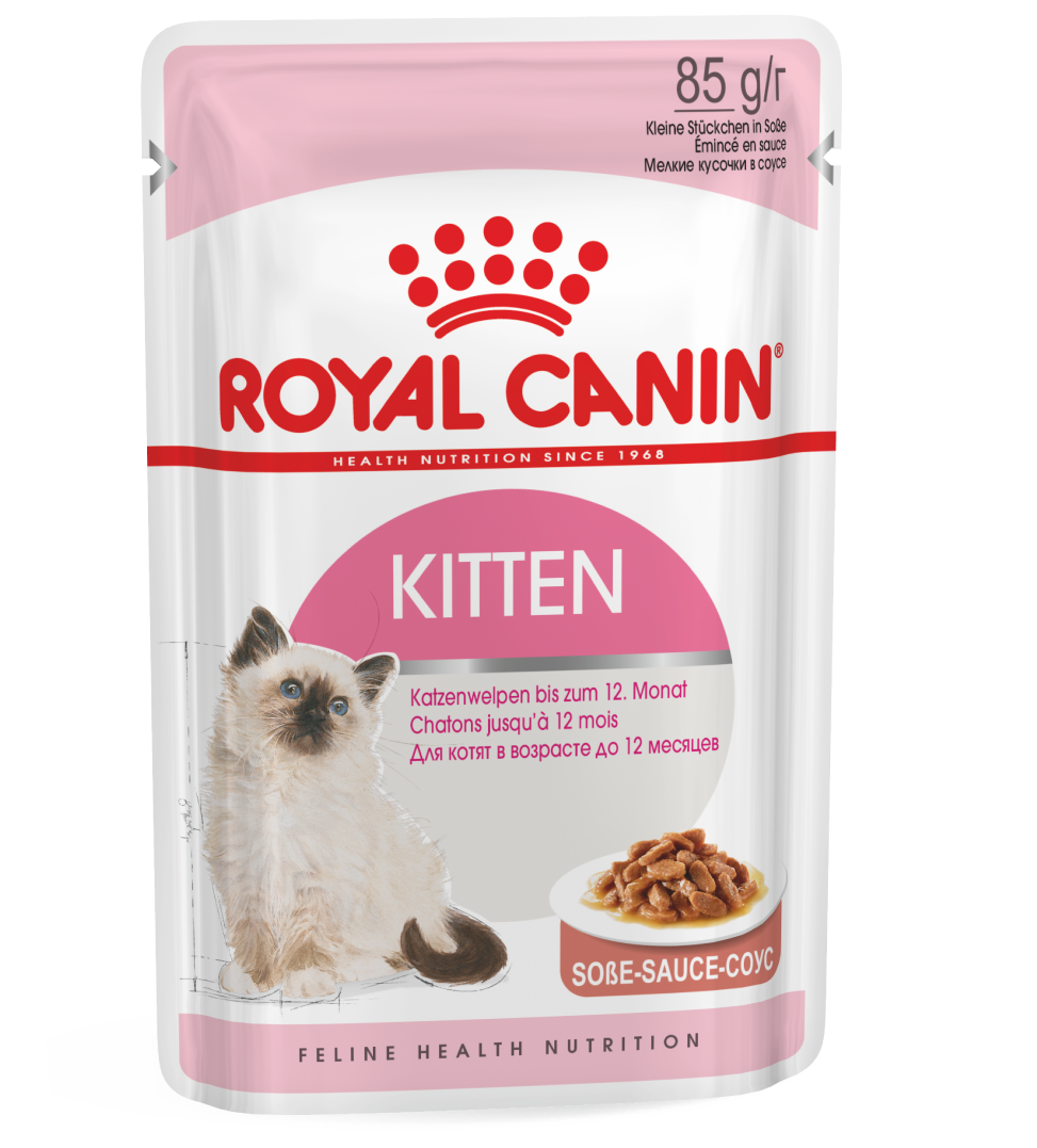 Royal Canin - Feline Health Nutrition - Kitten - BOX 12 buste 85g