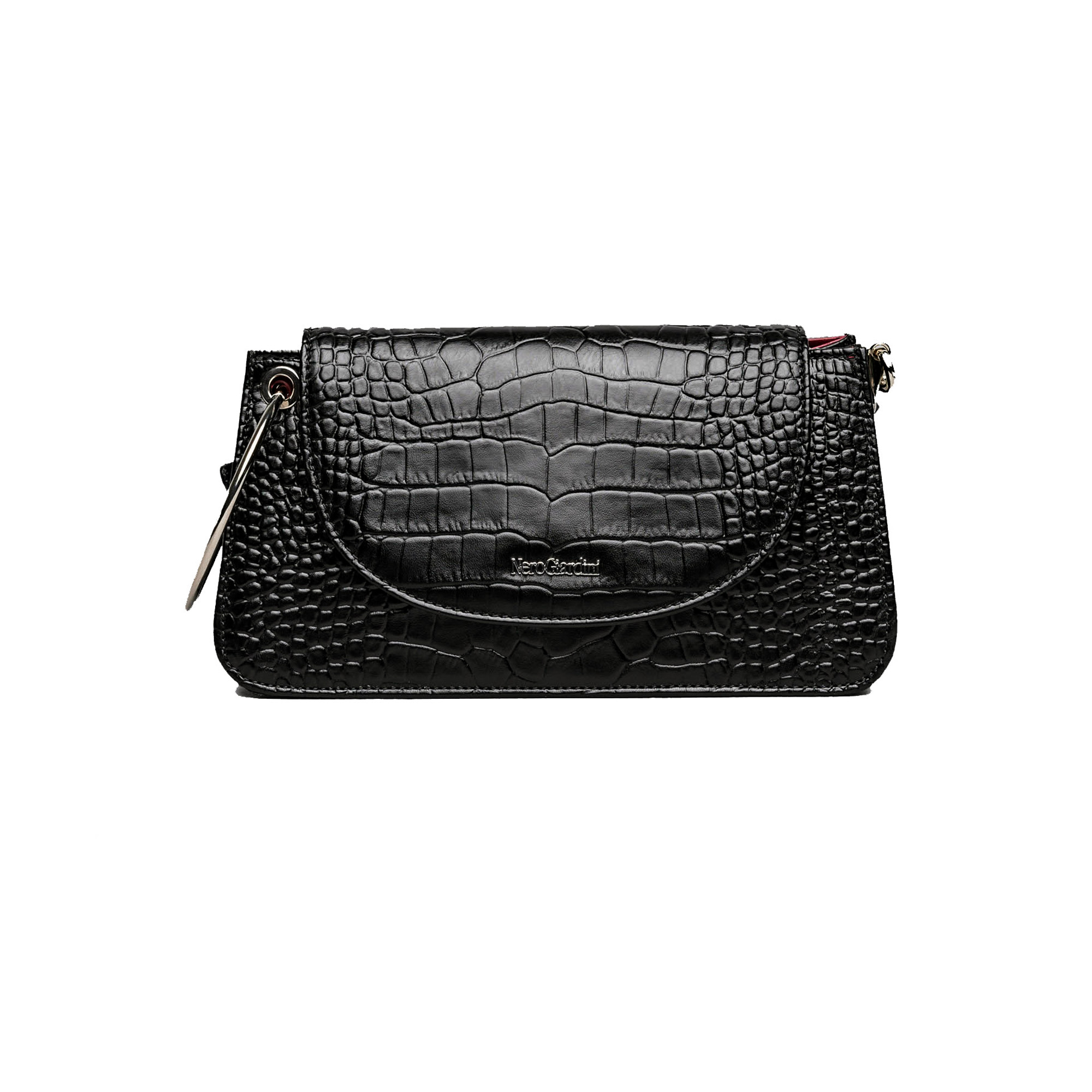 Pochette con pattina