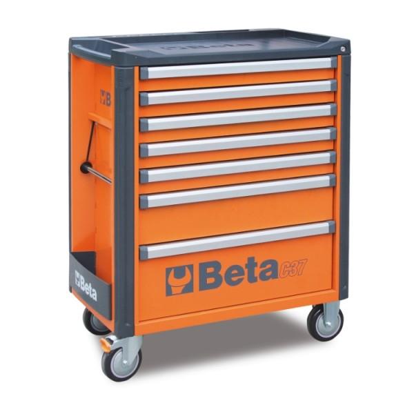 CASSETTIERA MOBILE 7 CASSETTI - C37/7 BETA